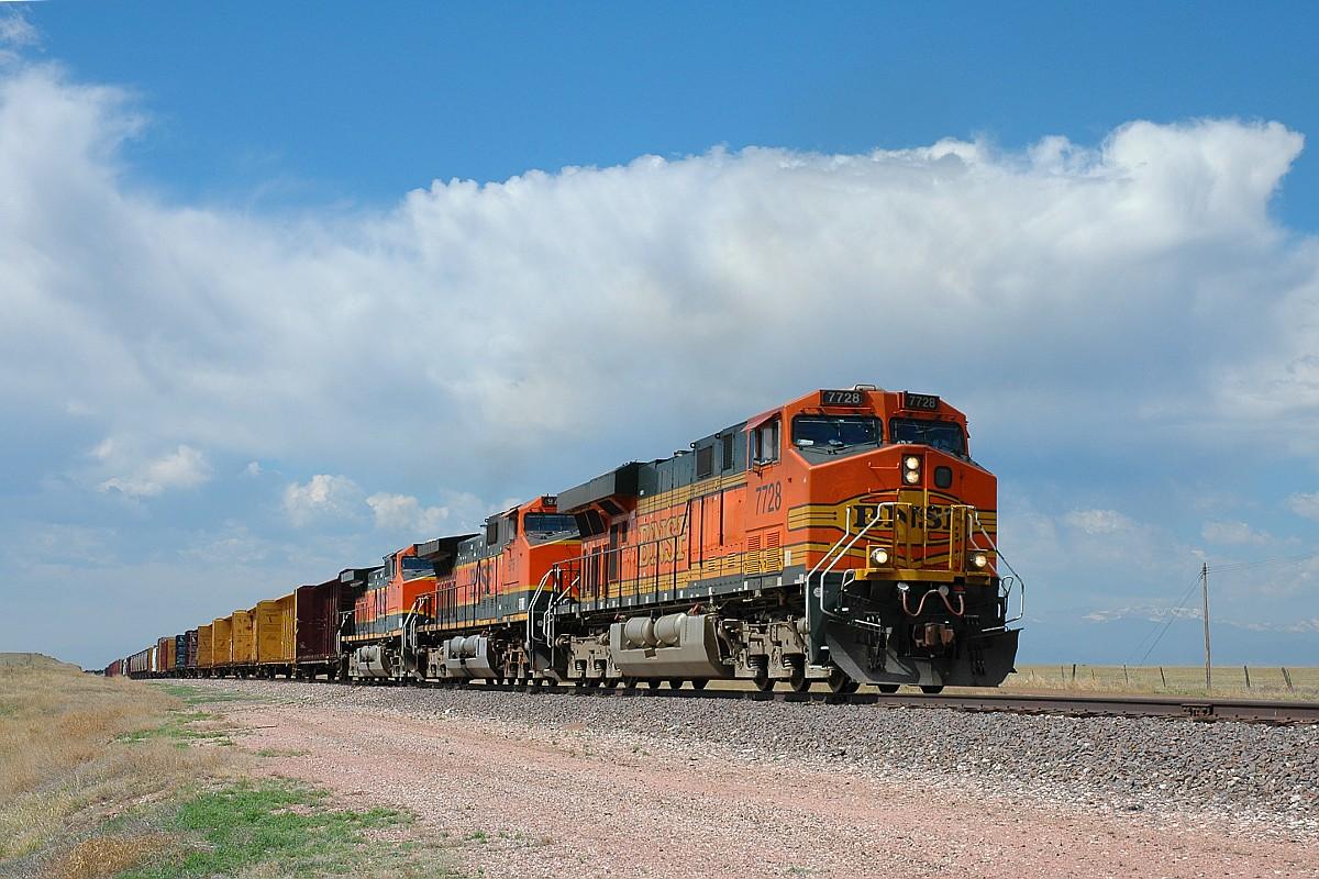 RailroadRadio net - BNSF Front Range Sub