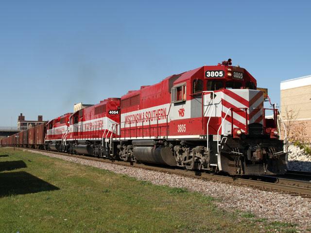 RailroadRadio net - Southeastern Wisconsin