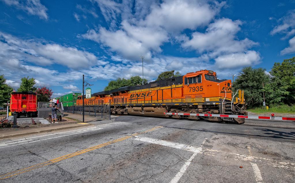 RailroadRadio net - Spartanburg, SC